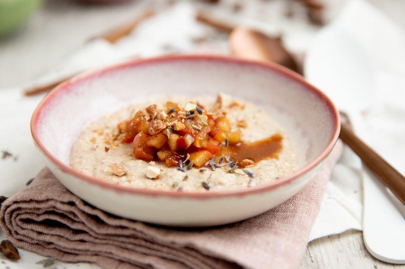 Selbstliebe Porridge