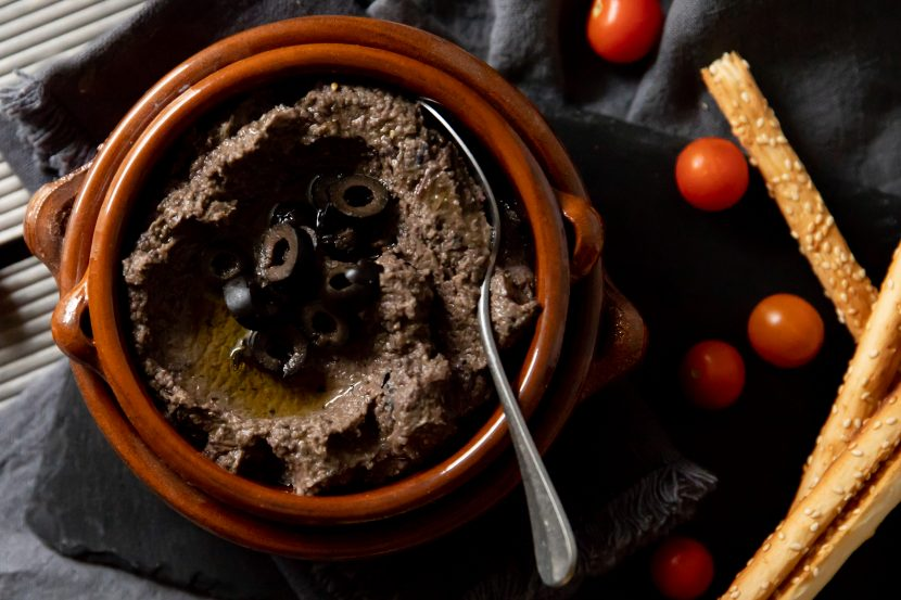 Oliven-Dip: Rezeptideen mit Oliven
