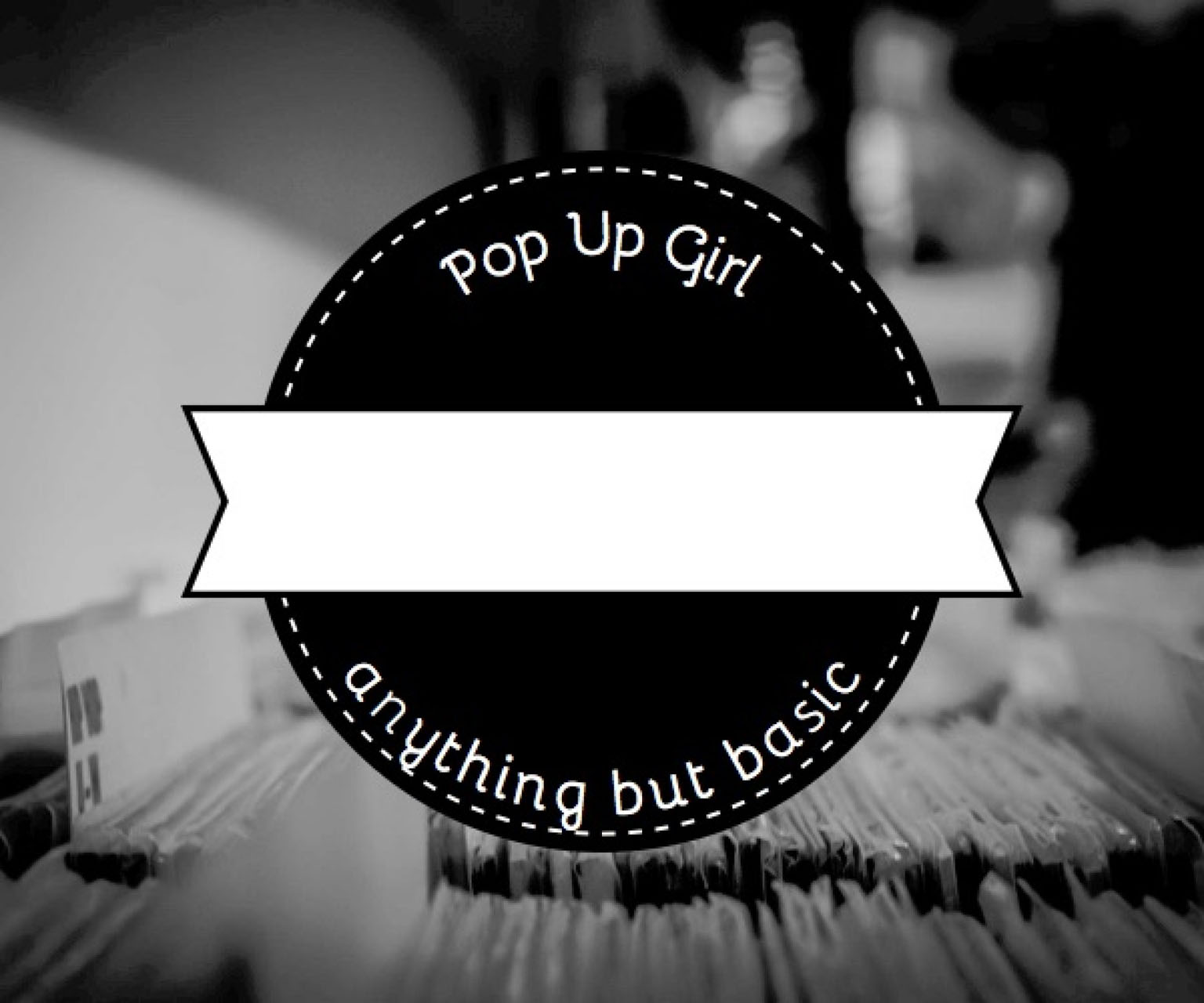 Pop Up Girl