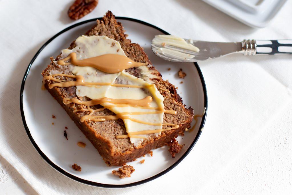 Apfel-Protein-Brot
