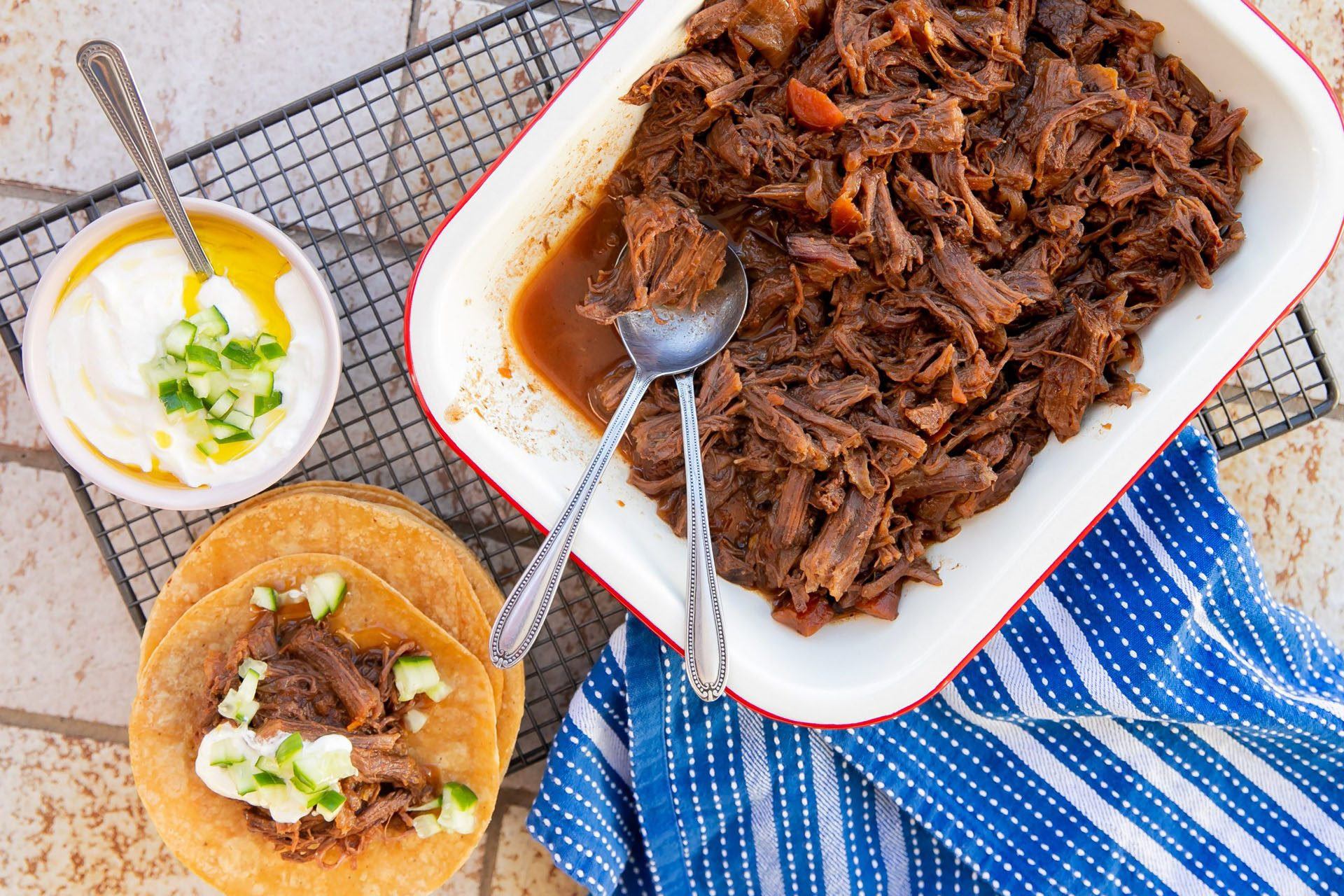Pulled Beef - Party Food