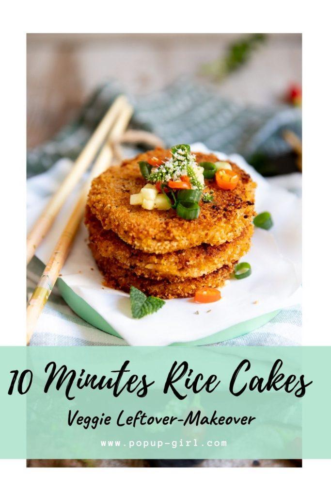 Reispuffer Rice Cake